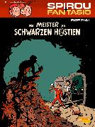 Cover-Bild zu Spirou & Fantasio Spezial 22: Der Meister der schwarzen Hostien von Yann,