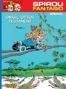 Cover-Bild zu Onkel Ottos Testament von Franquin, André
