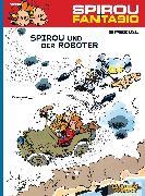 Cover-Bild zu Spirou und der Roboter von Franquin, André