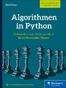 Cover-Bild zu Algorithmen in Python (eBook) von Kopec, David