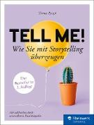 Cover-Bild zu Tell me! (eBook) von Pyczak, Thomas