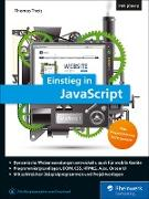Cover-Bild zu Einstieg in JavaScript (eBook) von Theis, Thomas