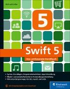 Cover-Bild zu Swift 5 (eBook) von Kofler, Michael