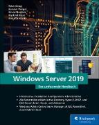 Cover-Bild zu Windows Server 2019 (eBook) von Kloep, Peter