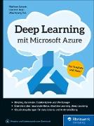 Cover-Bild zu Deep Learning mit Microsoft Azure (eBook) von Salvaris, Mathew