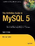 Cover-Bild zu The Definitive Guide to MySQL 5 von Kofler, Michael