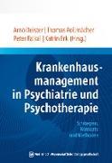 Cover-Bild zu Deister, Arno (Hrsg.): Krankenhausmanagement in Psychiatrie und Psychotherapie (eBook)