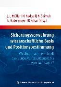 Cover-Bild zu Falkai, Peter (Hrsg.): Sicherungsverwahrung - wissenschaftliche Basis und Positionsbestimmung (eBook)