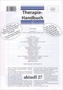 Cover-Bild zu Falkai, Peter (Hrsg.): Therapie-Handbuch
