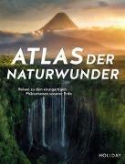 Cover-Bild zu HOLIDAY Reisebuch: Atlas der Naturwunder
