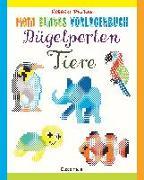Cover-Bild zu Mein buntes Vorlagenbuch: Bügelperlen-Tiere. Über 150 Motive. Von Alpaka bis Zebra von Pautner, Norbert