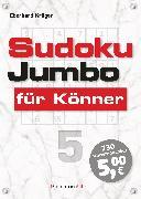 Cover-Bild zu Sudokujumbo für Könner 5 von Krüger, Eberhard