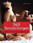 Cover-Bild zu 365 Sexstellungen von Foxx, Randi