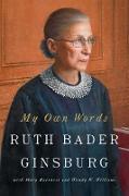 Cover-Bild zu My Own Words (eBook) von Ginsburg, Ruth Bader