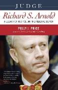 Cover-Bild zu Judge Richard S. Arnold von Price, Polly J.