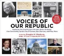 Cover-Bild zu Voices of our Republic (eBook) von Ginsburg, Douglas H. (Hrsg.)