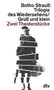 Cover-Bild zu Trilogie des Wiedersehens Groß und klein von Strauss, Botho