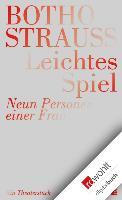 Cover-Bild zu Leichtes Spiel (eBook) von Strauß, Botho