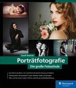 Cover-Bild zu eBook Porträtfotografie