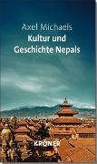 Cover-Bild zu Kultur und Geschichte Nepals von Michaels, Axel
