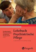 Cover-Bild zu Lehrbuch Psychiatrische Pflege