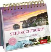 Cover-Bild zu Groh Verlag: Sehnsuchtsorte 2022