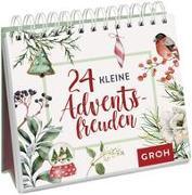 Cover-Bild zu Groh Verlag: 24 kleine Adventsfreuden