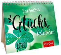 Cover-Bild zu Groh Verlag: Der kleine Glückskalender 2022
