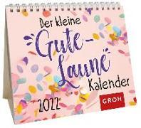 Cover-Bild zu Groh Verlag: Der kleine Gute-Laune-Kalender 2022