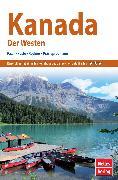 Cover-Bild zu Nelles Guide Reiseführer Kanada - Der Westen (eBook) von Scheunemann, Jürgen