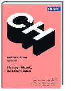 Cover-Bild zu Architekturführer Schweiz von Hosch, Alexander