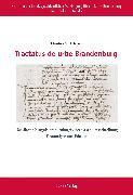 Cover-Bild zu Tractatus de urbe Brandenburg (eBook) von Meckelnborg, Christina