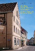 Cover-Bild zu Das Haus Großer Markt 15 in Perleberg und die Frühgeschichte des Großen Marktes (eBook) von Hoffmann-Axthelm, Dieter