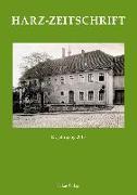 Cover-Bild zu Harz-Zeitschrift (eBook) von Harzverein für Geschichte und Altertumskunde e. V. (Hrsg.)