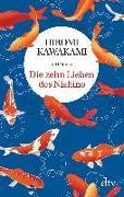 Cover-Bild zu Die zehn Lieben des Nishino von Kawakami, Hiromi
