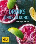 Cover-Bild zu Drinks ohne Alkohol von Geiger, Christina