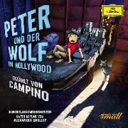 Cover-Bild zu Peter Und Der Wolf In Hollywood (Deluxe Edt.) von Campino