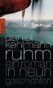 Cover-Bild zu Ruhm von Kehlmann, Daniel