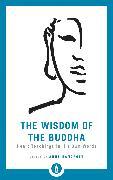 Cover-Bild zu The Wisdom of the Buddha (eBook) von Bancroft, Anne