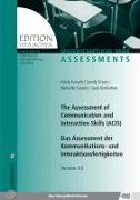 Cover-Bild zu The Assessment of Communication and Interaction Skills (ACIS) von Forsyth, Kristy