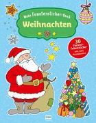 Cover-Bild zu Mein Fenstersticker-Buch Weihnachten von Doering, Svenja