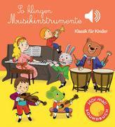 Cover-Bild zu So klingen Musikinstrumente von Collet, Emilie