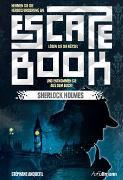 Cover-Bild zu Escape Book - Sherlock Holmes von Anquetil, Stéphane