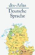 Cover-Bild zu dtv-Atlas Deutsche Sprache
