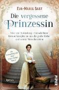Cover-Bild zu Die vergessene Prinzessin von Bast, Eva-Maria