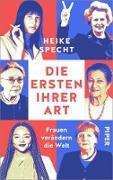 Cover-Bild zu Die Ersten ihrer Art (eBook) von Specht, Heike