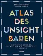 Cover-Bild zu Atlas des Unsichtbaren von Cheshire, James
