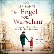 Cover-Bild zu Der Engel von Warschau (Audio Download) von Kampe, Lea