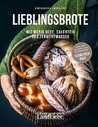 Cover-Bild zu Lieblingsbrote von Arrigoni, Katharina