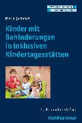 Cover-Bild zu Kinder mit Behinderungen in inklusiven Kindertagesstätten (eBook) von Sarimski, Klaus